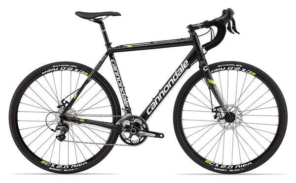 CANNONDALE - CAADX DISC ULTEGRA