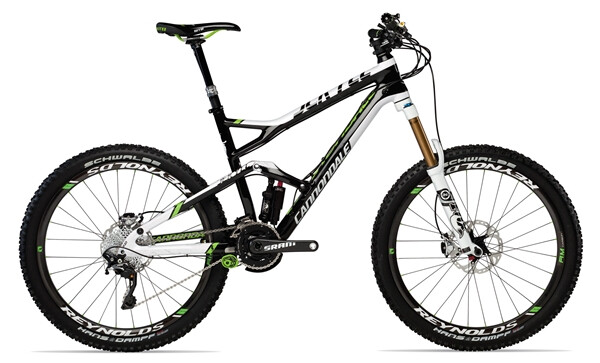 CANNONDALE - JEKYLL CARBON 1