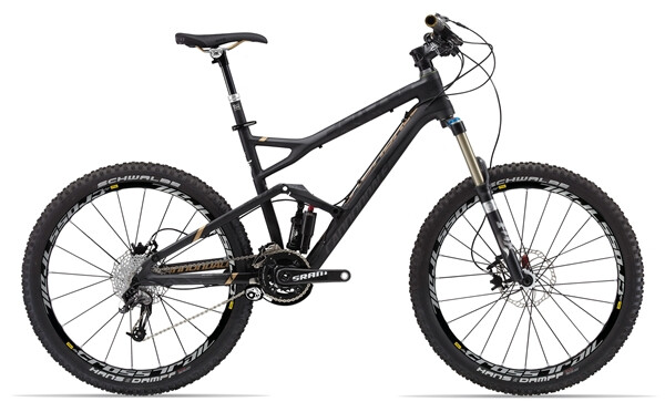 CANNONDALE - JEKYLL CARBON 2 black