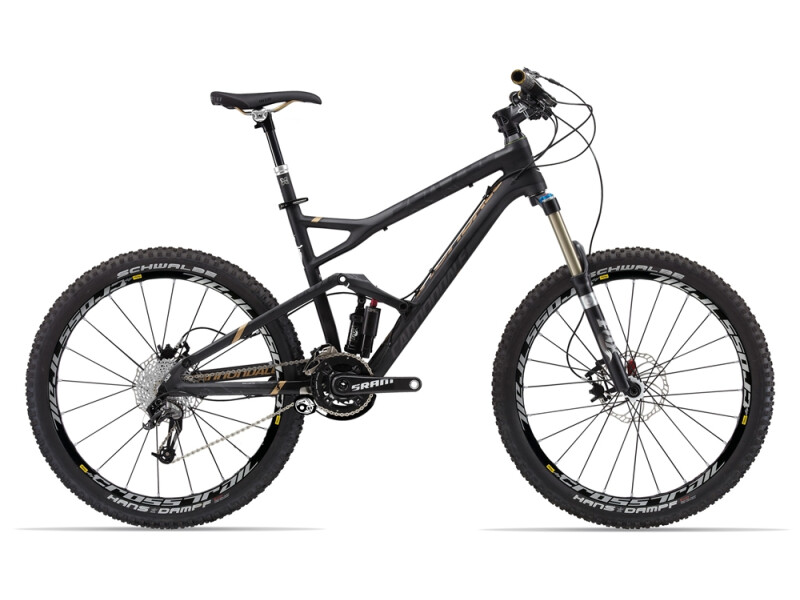 Cannondale JEKYLL CARBON 2 black