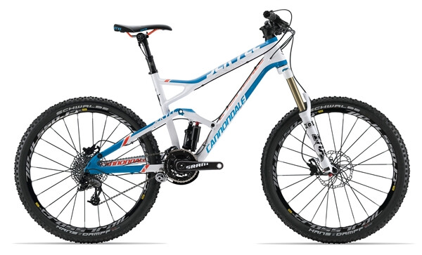 CANNONDALE - JEKYLL CARBON 2 blue