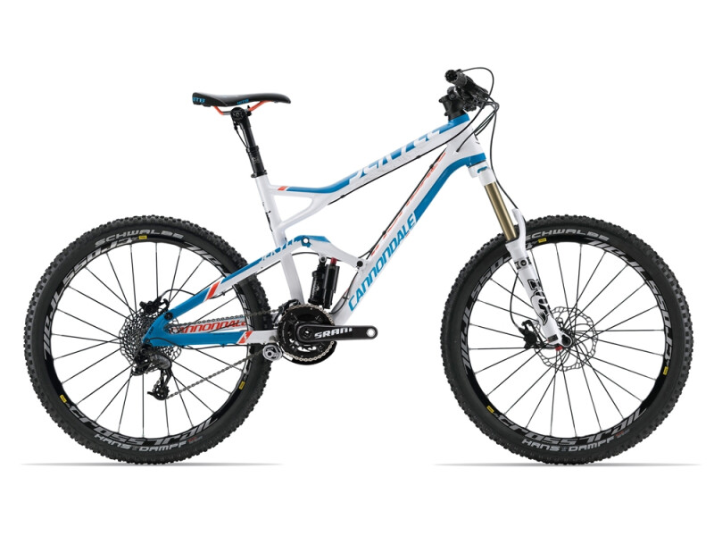 Cannondale JEKYLL CARBON 2 blue