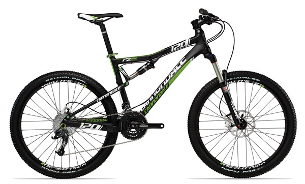 CANNONDALE - RZ120 1green