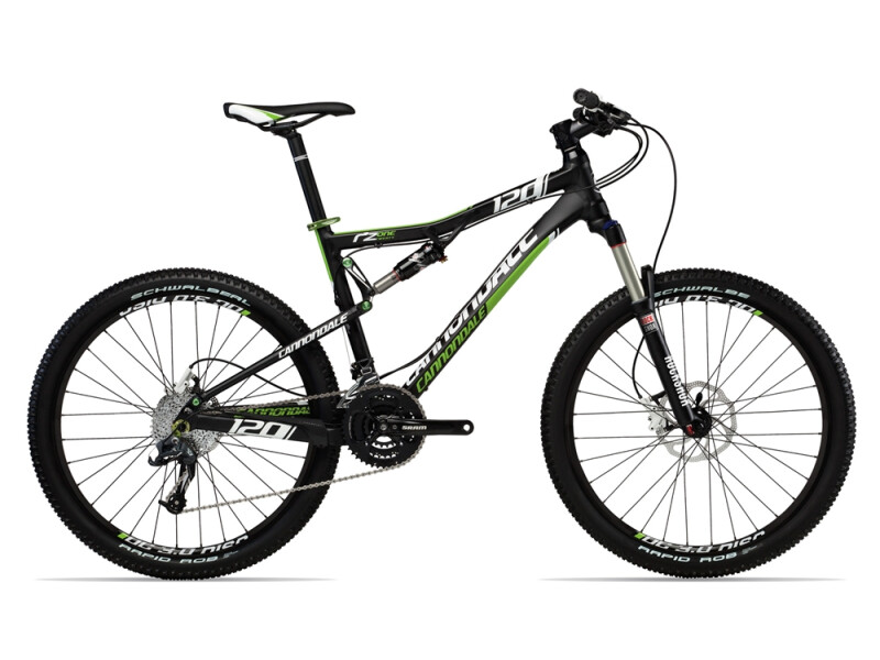 Cannondale RZ120 1green