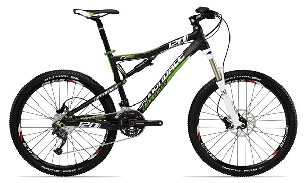 CANNONDALE - RZ120 2 black