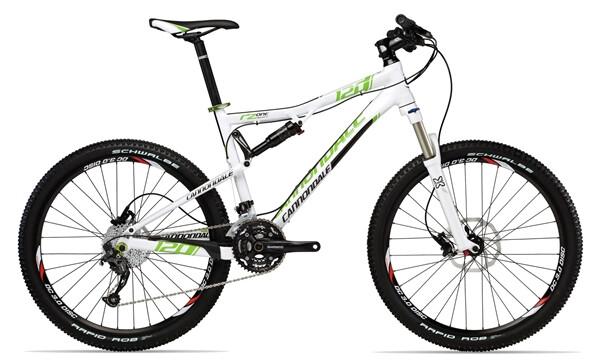 CANNONDALE - RZ120 2 white