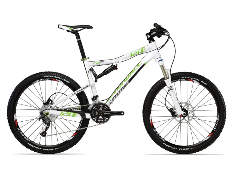 Cannondale RZ120 2 white