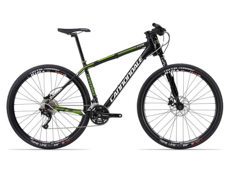 Cannondale F29 2 black