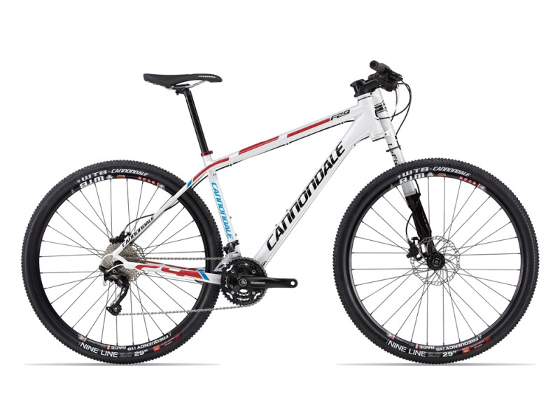 Cannondale F29 2 white
