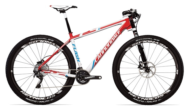 CANNONDALE - F29 CARBON 1 red