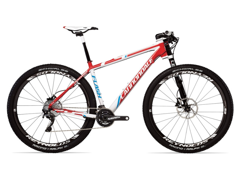 Cannondale F29 CARBON 1 red