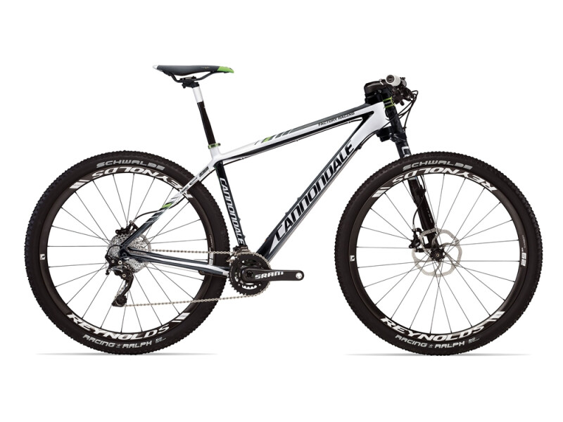 Cannondale F29 CARBON 1 white