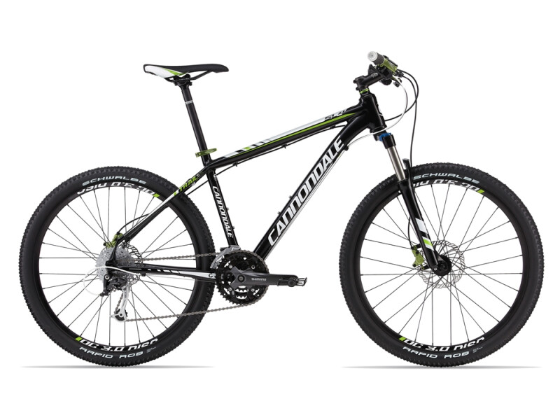 Cannondale TRAIL SL 4 black