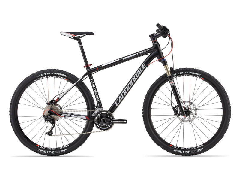 Cannondale TRAIL SL 29ER 1 black