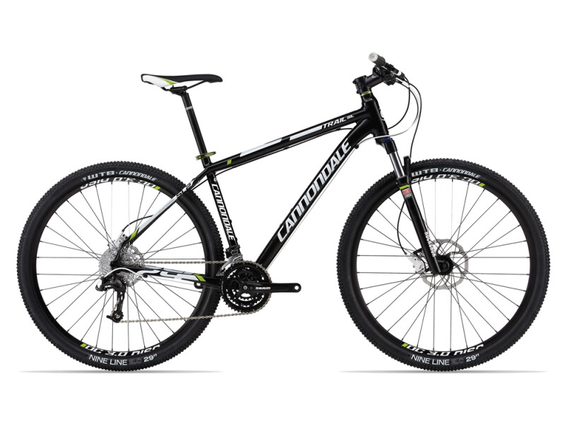Cannondale TRAIL SL 29ER 2 black