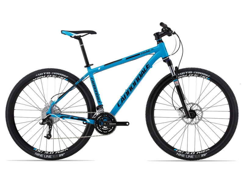 Cannondale TRAIL SL 29ER 2 blue