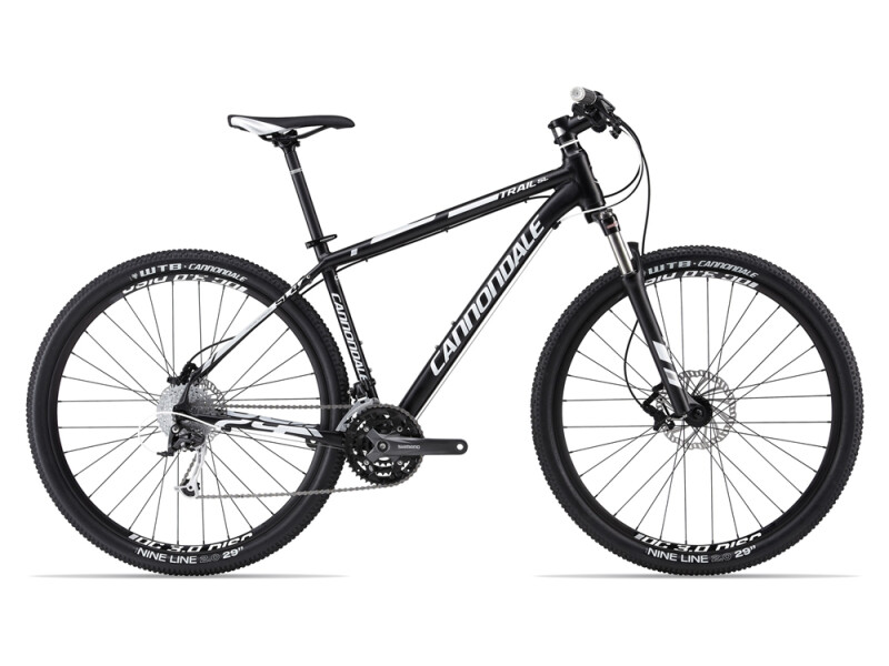 Cannondale TRAIL SL 29ER 4 black