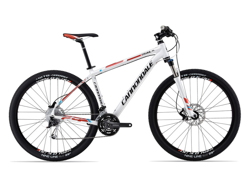 Cannondale TRAIL SL 29ER 4 white