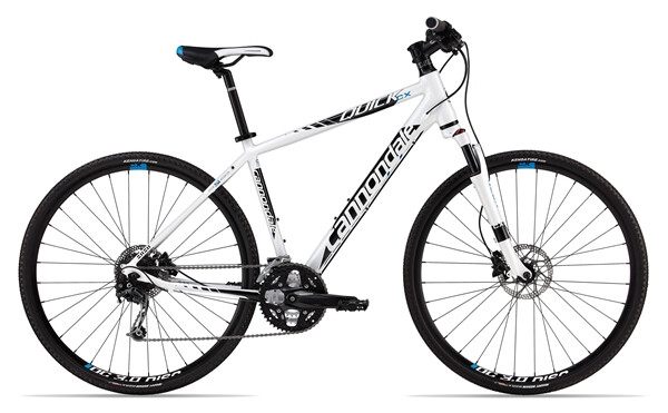 CANNONDALE - QUICK CX 2