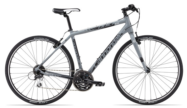 CANNONDALE - QUICK CX 4