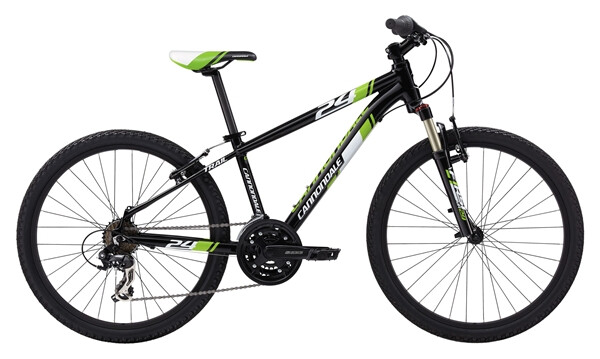 "CANNONDALE - BOY'S 24"" RACE 21 SPEED"