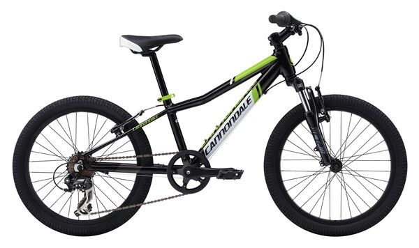 "CANNONDALE - BOY'S 20"" TRAIL 6 SPEED"