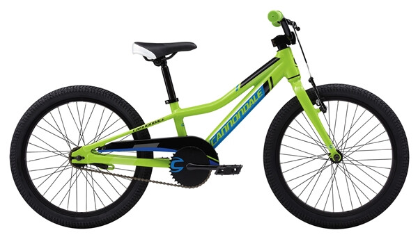 "CANNONDALE - BOY'S 20"" TRAIL 1 SPEED"