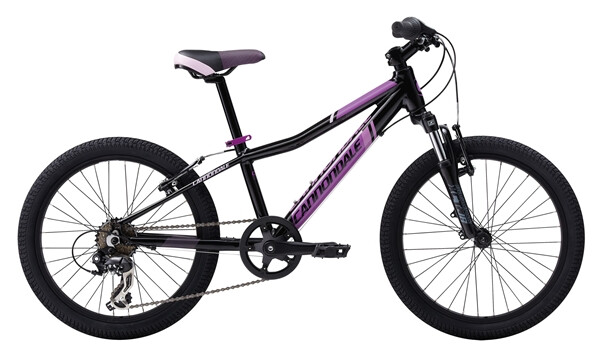 "CANNONDALE - GIRL'S 20"" TRAIL 6 SPEED"