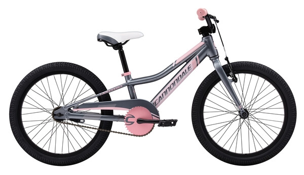 "CANNONDALE - GIRL'S 16"" TRAIL 1 SPEED"