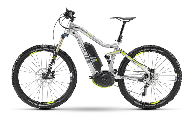 Haibike XDURO AMT RX 27.5 E-Bike