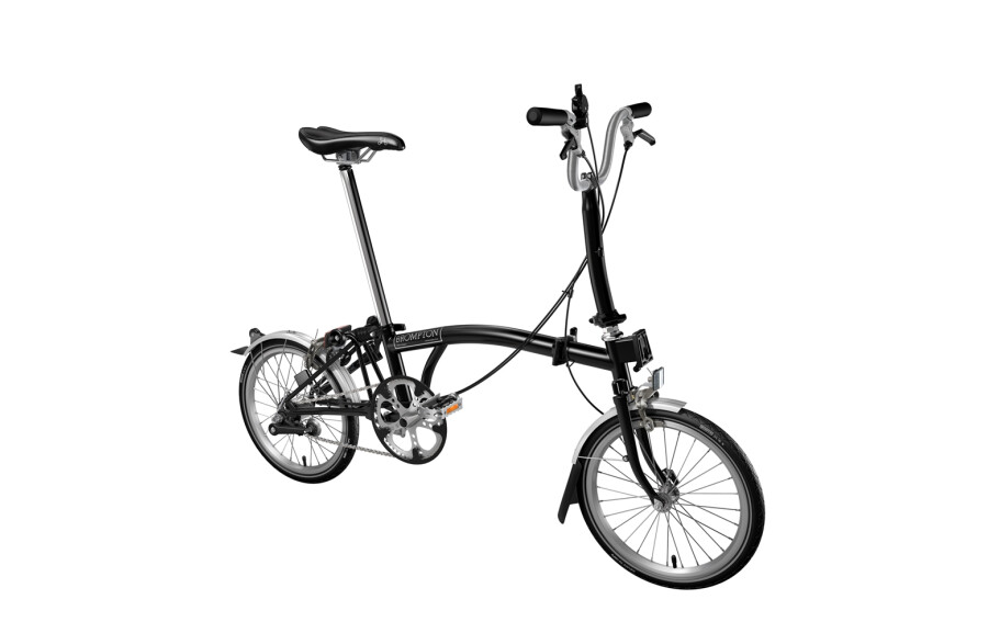 Brompton Edition Black H6 LTD