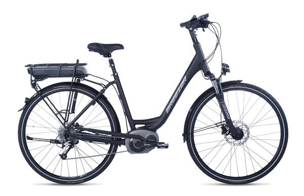 BREEZER BIKES - Breezer E-LIBERTY LS 45cm 2014 Black