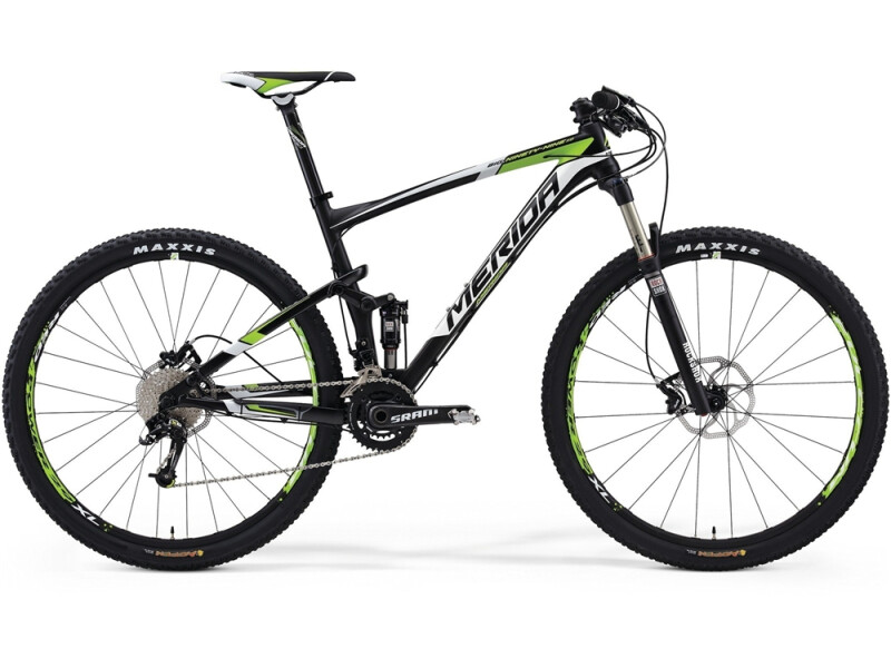 Merida Big Ninety-Nine CF XO Edition