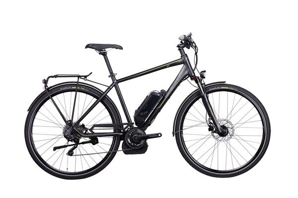 GHOST - E-Hybride Trekking 4000 Man