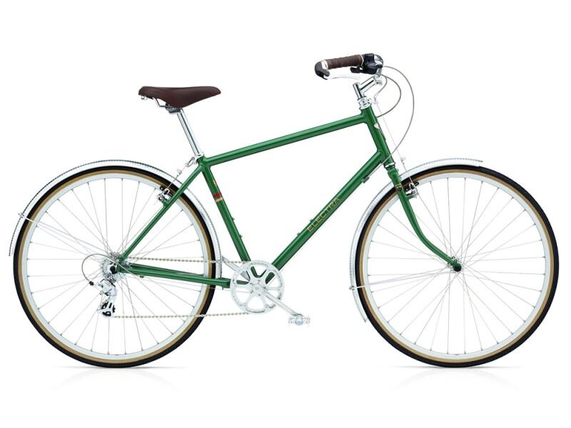 Electra Bicycle Ticino 8D men