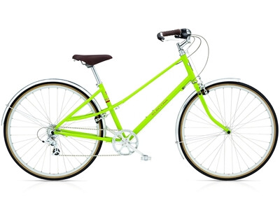 Electra Bicycle - Ticino 8D ladies Angebot