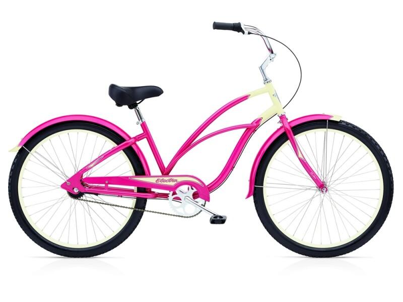 Electra Bicycle Cruiser Custom 3i ladies