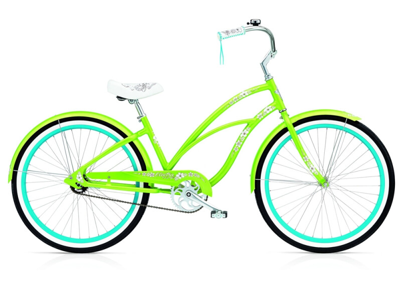 Electra Bicycle Hawaii 3i ladies