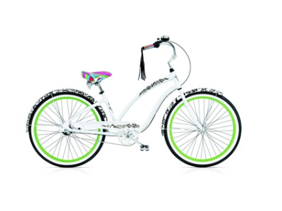 Electra Bicycle - Blanc et Noir 3i ladies Angebot
