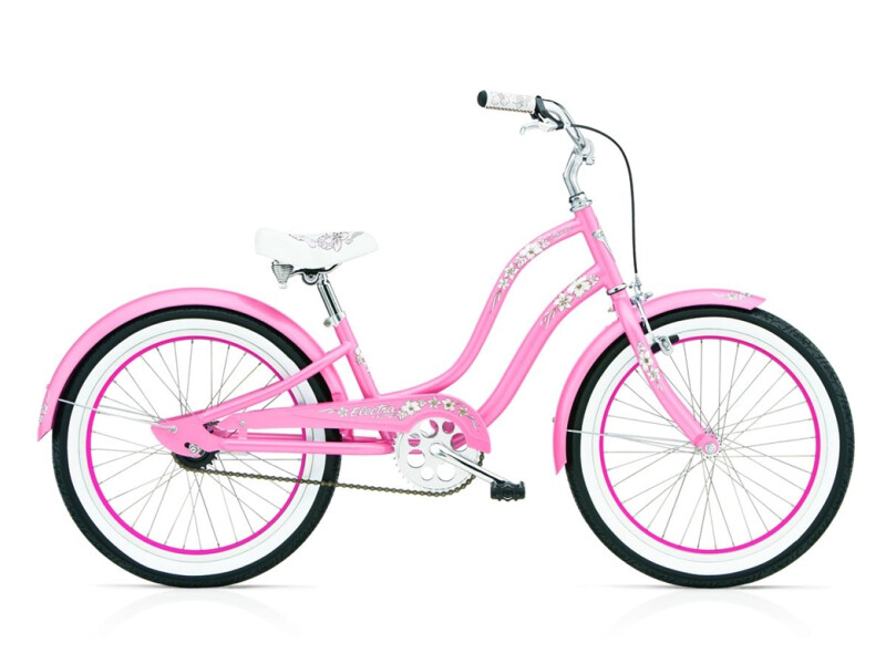 Electra Bicycle Hawaii Kids 1 20 Zoll girls