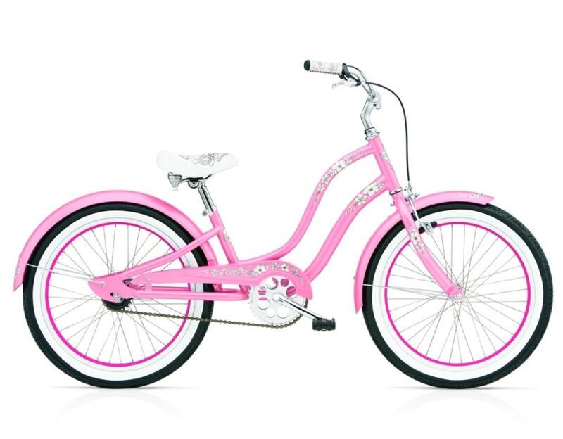 Electra Bicycle Hawaii Kids 1 20 Zoll girls