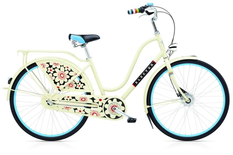 Electra Bicycle Amsterdam Fashion 3i Bloom ladies