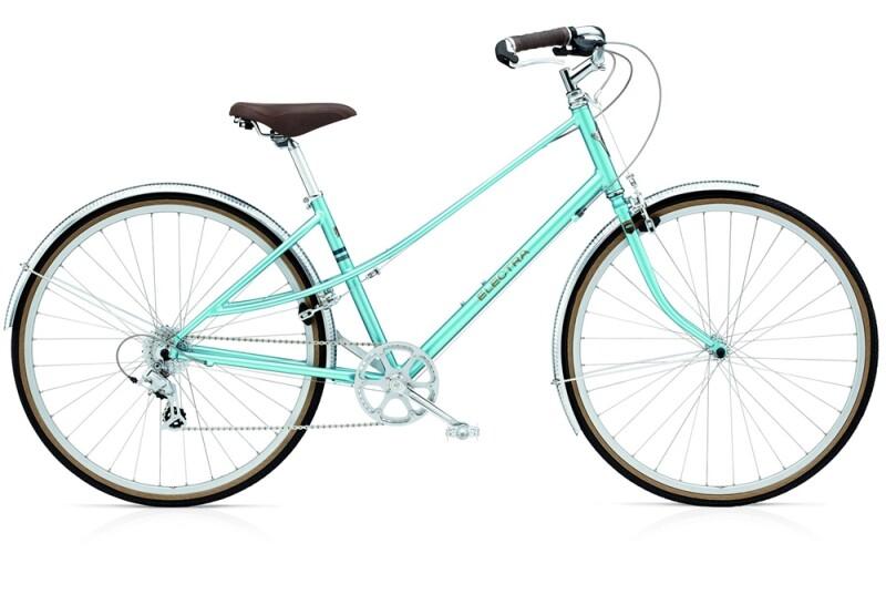 Electra Bicycle Ticino 8D ladies