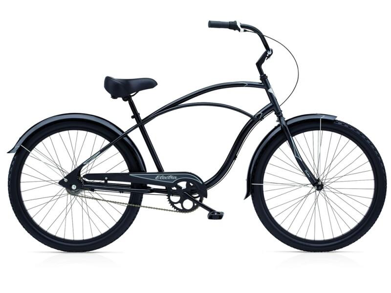 Electra Bicycle Cruiser Custom 3i men