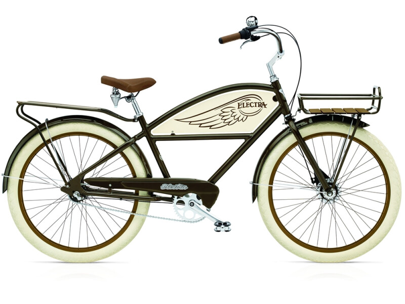 Electra Bicycle Delivery 3i men