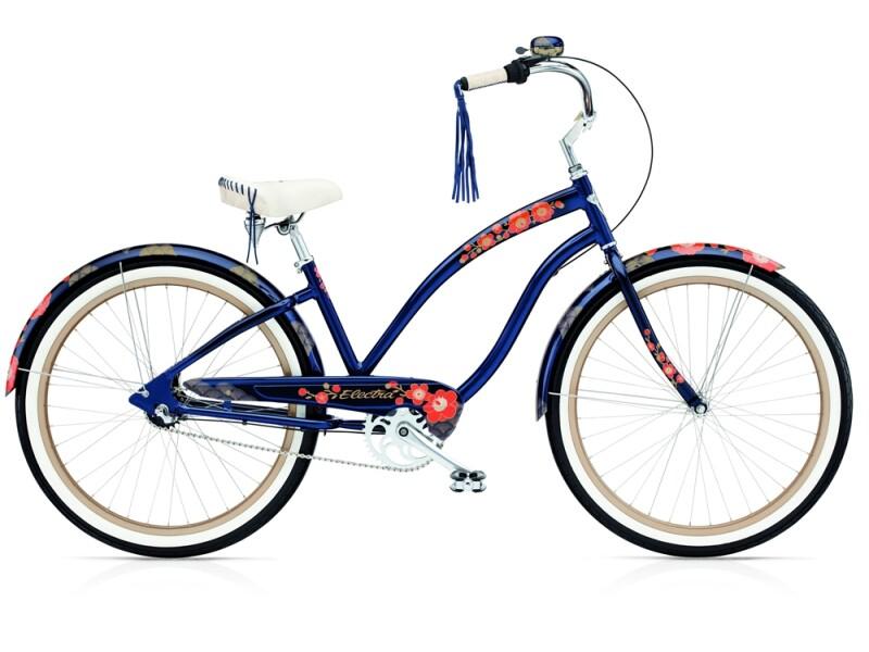 Electra Bicycle Hanami 3i ladies