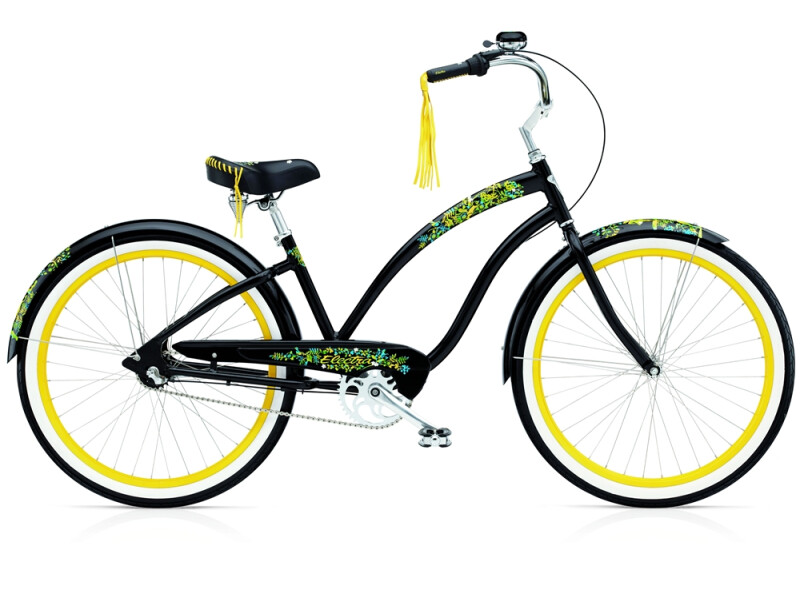 Electra Bicycle Flora & Fauna 3i ladies