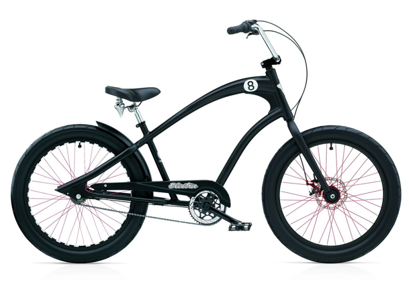 Electra Bicycle Straight 8 3i disc men