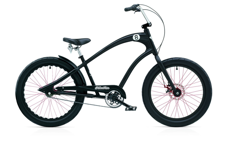 Electra Bicycle Straight 8    disc     3i