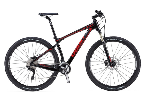 GIANT - XtC Composite 29er 2